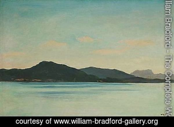 William Bradford - Lakeview