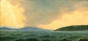 William Bradford - Red Bay, Labrador
