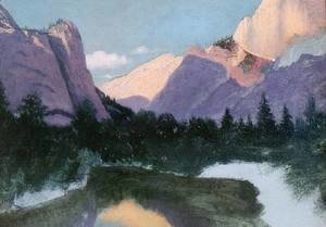 William Bradford - Yosemite