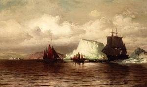 William Bradford - The Coast of Labrador