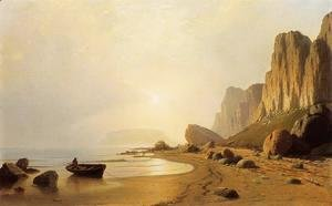 William Bradford - The Coast of Labrador I