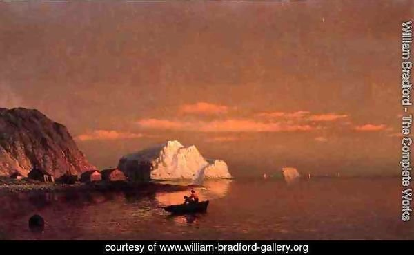 Fishermen off the Coast of Labrador II