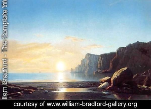 William Bradford - Off the Coast of Labrador