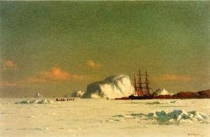 William Bradford - In the Arctic