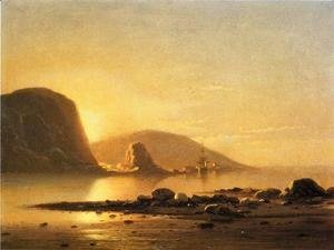 William Bradford - Sunrise Cove