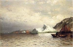 William Bradford - Pulling in the Nets