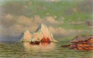 William Bradford - Fishing Boats on the Coast of Labrador