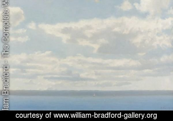 William Bradford - Seascape I