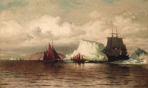 William Bradford - The Coast of Labrador 2