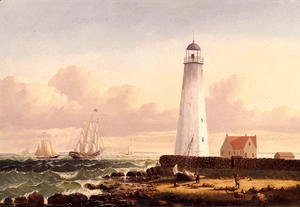 William Bradford - Clarks Point New Bedford Massachusettes