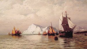 William Bradford - Arctic Caravan