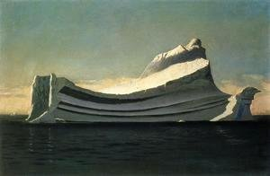 William Bradford - Iceberg