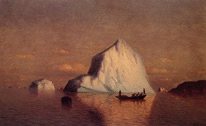 William Bradford - Straits Of Belle Isle